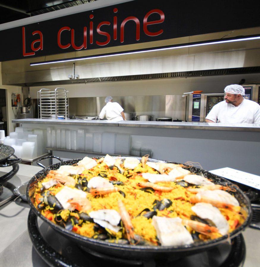 """Poissonnerie Morin Marée à Albi - cuisine traiteur faite """"maison"""""""