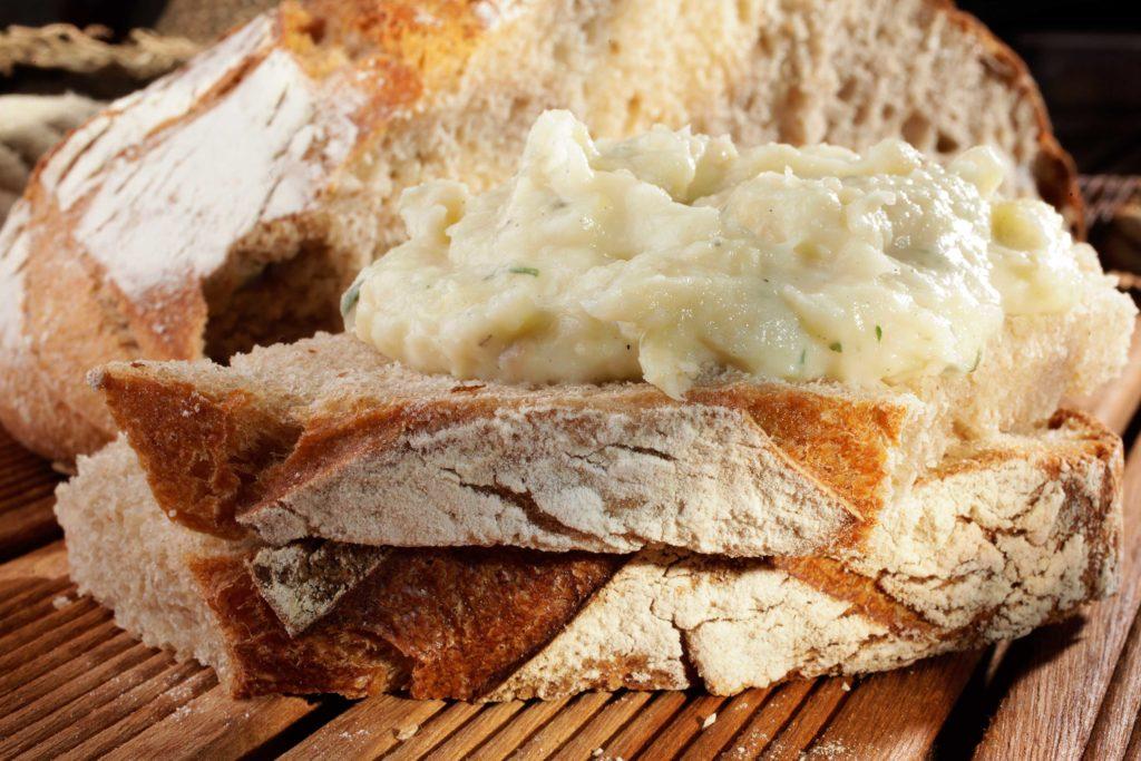 traiteur plats cuisinés : brandade de morue 20% ou 50% fait maison. Morin Marée poissonnerie à Albi