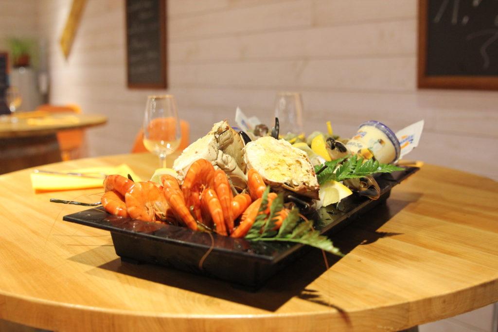 poisson et fruits de mer à Albi - plateau de fruits de mer à la demande