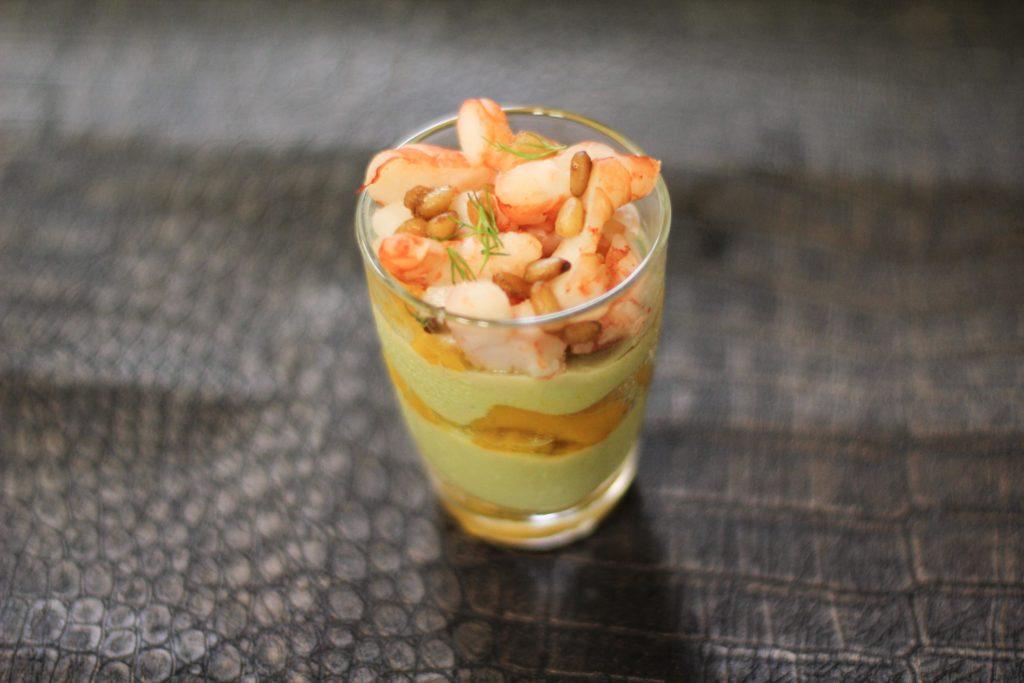 traiteur plats cuisinés, verrines, poissonnerie Morin Marée