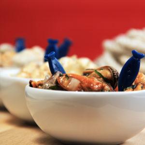 moules au basilic - vente poisson, plateaux de fruits de mer et produits traiteur sur internet - morin maree albi