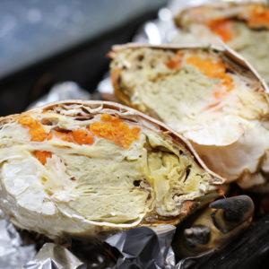 demi tourteau cuit - vente en ligne de crustacés à albi