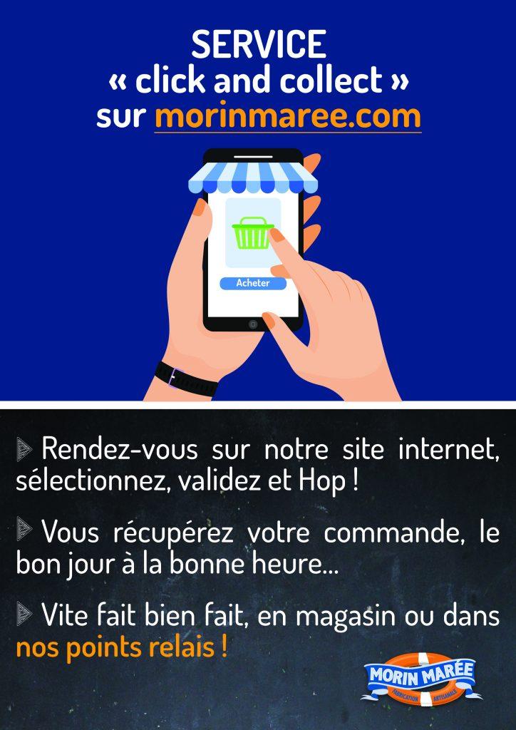click&collect poissonnerie Morin Marée Albi