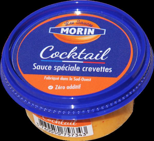 """Sauce cocktail """"Les Sauces Morin"""", vente en ligne de poissonns frais, plateaux de fruits de mer et accompagnements, retrait des commandes en points relais sur Albi et alentours"""
