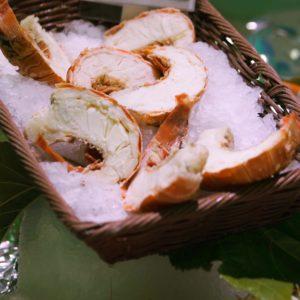 Demi queue de langouste - vente en ligne crustacés cuits dans le tarn