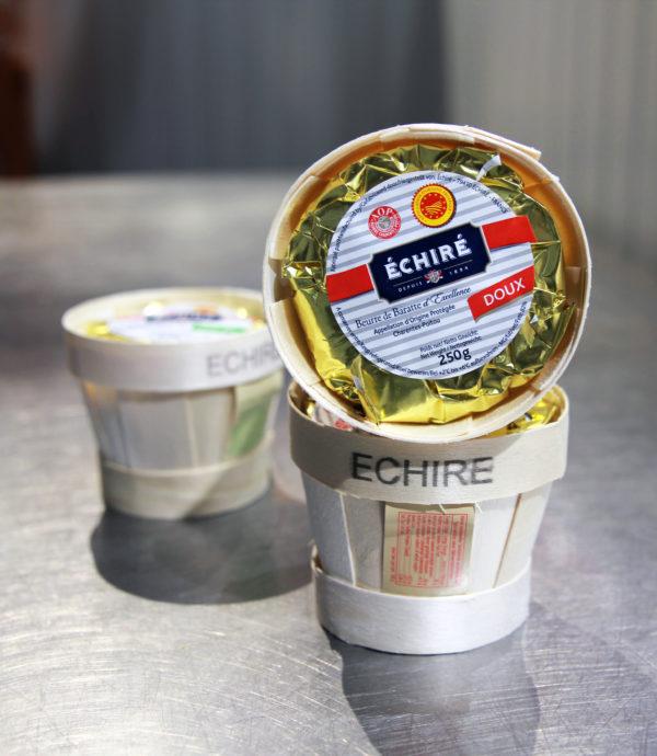 Beurre d'échiré doux, service click and collect avec retrait des commandes en points relais sur Albi et environs
