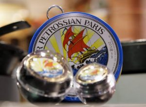 Caviar Maison Petrossian Paris
