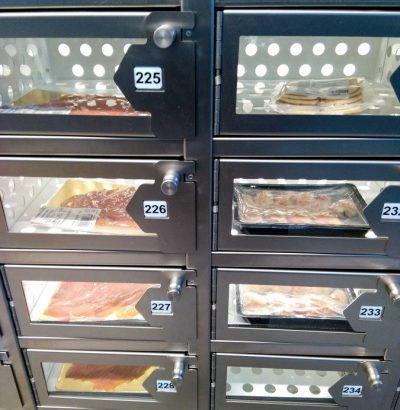 Poissonnerie Morin Marée à Albi, le distributeurs automatiques 24h sur 24