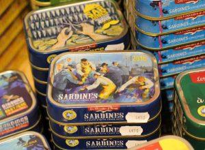 Les Mouettes d'Arvor - Sardines, maquereaux...