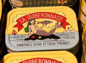 Sardines - La Quiberonnaise
