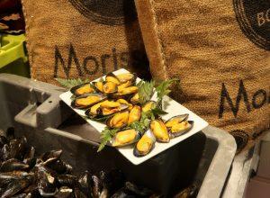 Moules de bouchot Morisseau